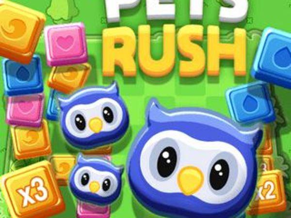 Bild zu Action-Spiel Pets Rush