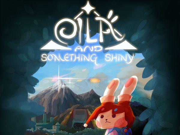 Bild zu Alle Brettspiele-Spiel Eila and Something Shiny