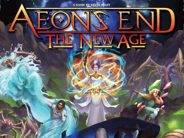 Bild zu Alle Brettspiele-Spiel Aeon's End: The New Age