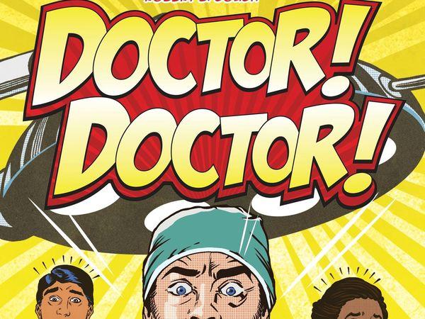 Bild zu Alle Brettspiele-Spiel Doctor! Doctor!