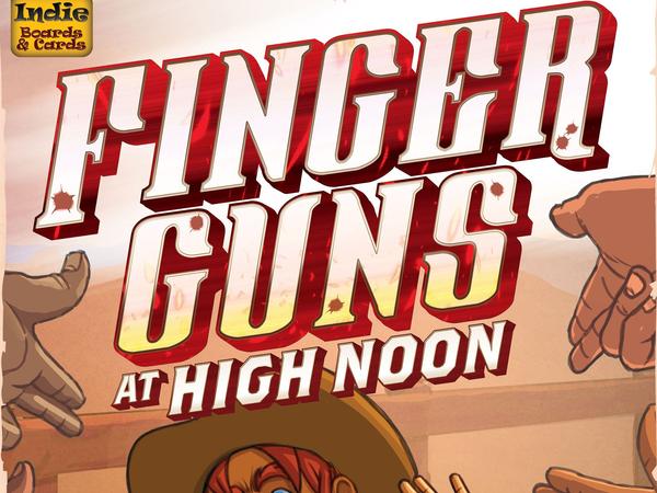 Bild zu Alle Brettspiele-Spiel Finger Guns at High Noon