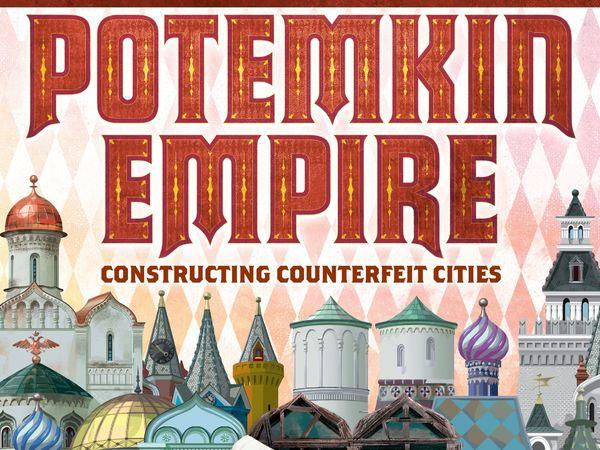 Bild zu Alle Brettspiele-Spiel Potemkin Empire