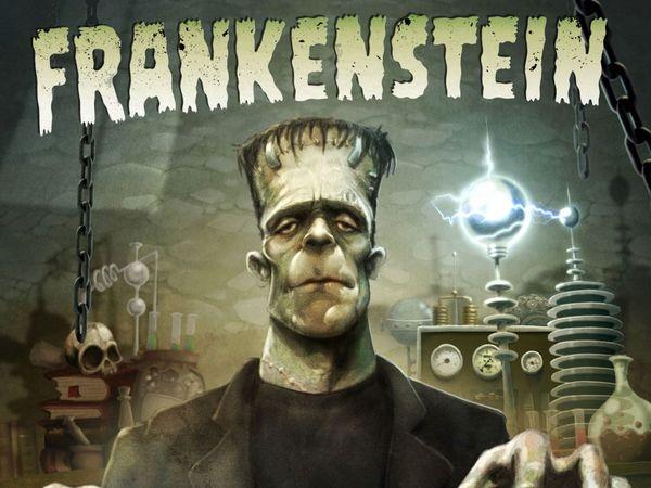 Bild zu Alle Brettspiele-Spiel Frankenstein