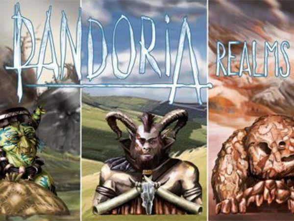 Bild zu Alle Brettspiele-Spiel Pandoria: Realms