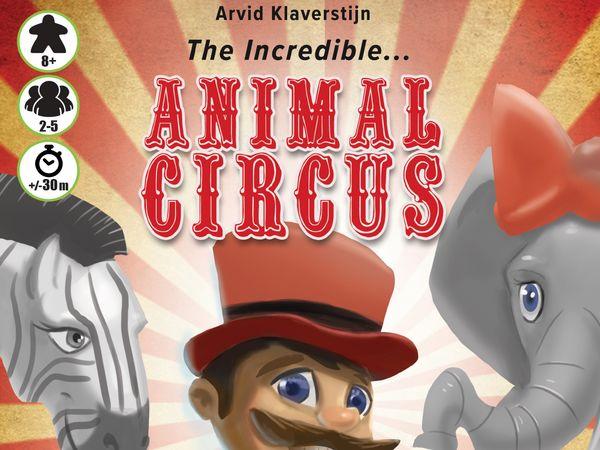Bild zu Alle Brettspiele-Spiel Animal Circus