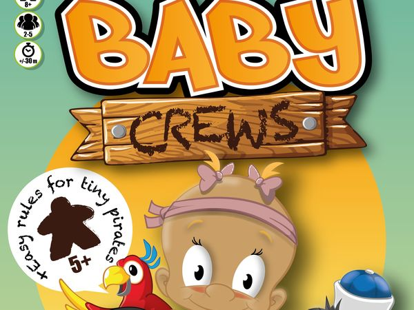 Bild zu Alle Brettspiele-Spiel Baby Crews