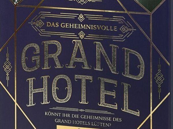 Bild zu Alle Brettspiele-Spiel Das geheimnisvolle Grand Hotel