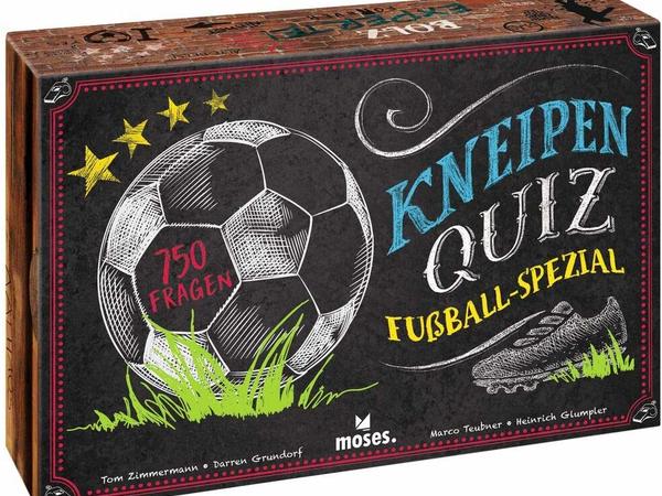 Bild zu Alle Brettspiele-Spiel Kneipenquiz: Fußball-Spezial