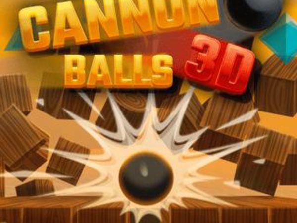 Bild zu Action-Spiel Cannon Balls 3D