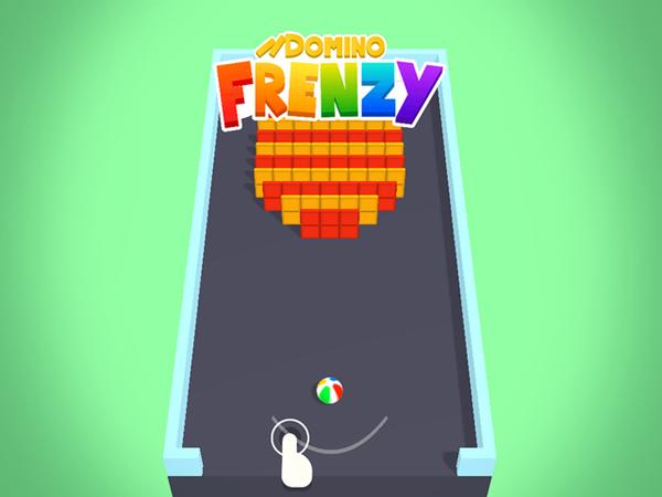 Bild zu Action-Spiel Domino Frenzy