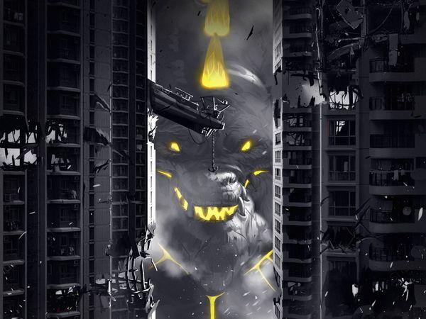 Bild zu Alle Brettspiele-Spiel King of Tokyo: Dark Edition