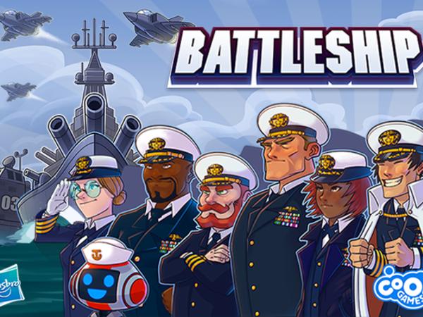Bild zu Klassiker-Spiel Battleship