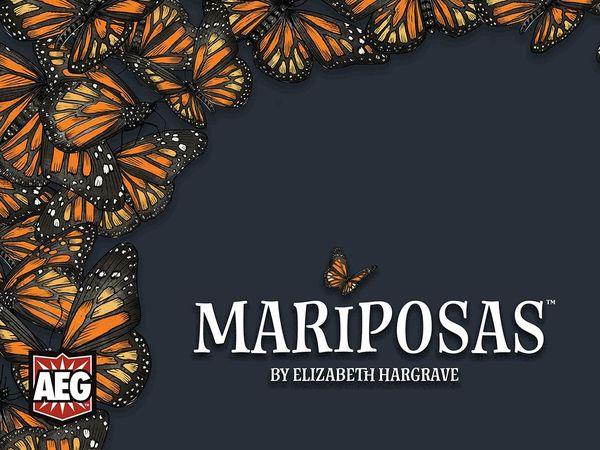 Bild zu Alle Brettspiele-Spiel Mariposas