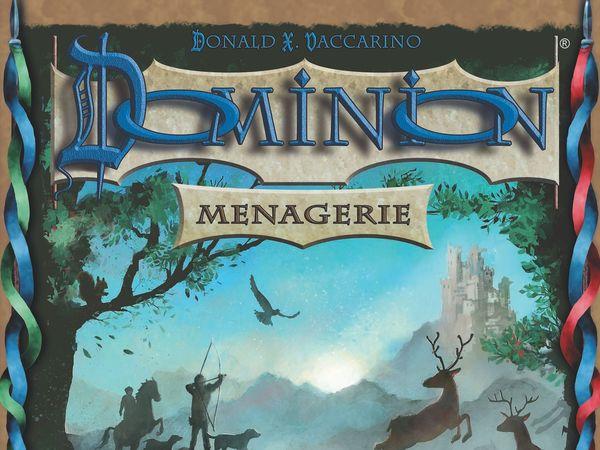 Bild zu Alle Brettspiele-Spiel Dominion: Menagerie