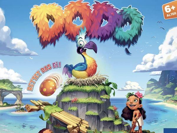 Bild zu Alle Brettspiele-Spiel Dodo