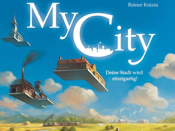 Bild zu Spiel des Jahres-Spiel My City