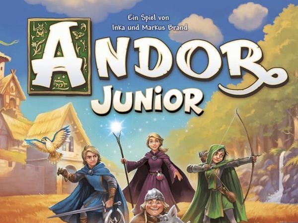 Bild zu Alle Brettspiele-Spiel Andor Junior