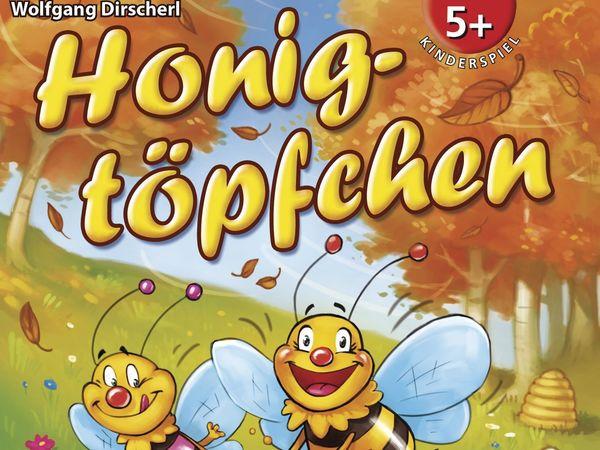 Bild zu Alle Brettspiele-Spiel Honigtöpfchen