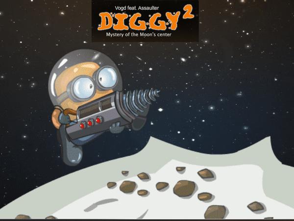 Bild zu Action-Spiel Diggy