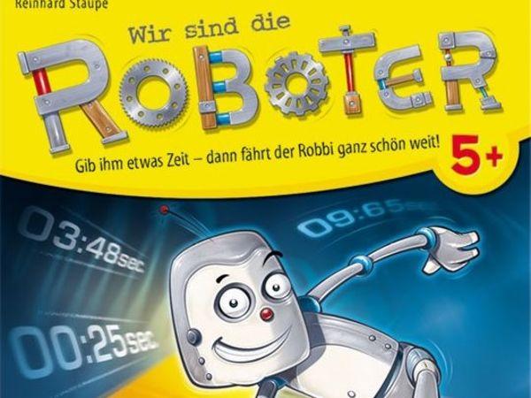 Bild zu Spiel des Jahres-Spiel Wir sind die Roboter