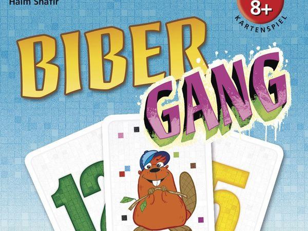 Bild zu Alle Brettspiele-Spiel Biber-Gang
