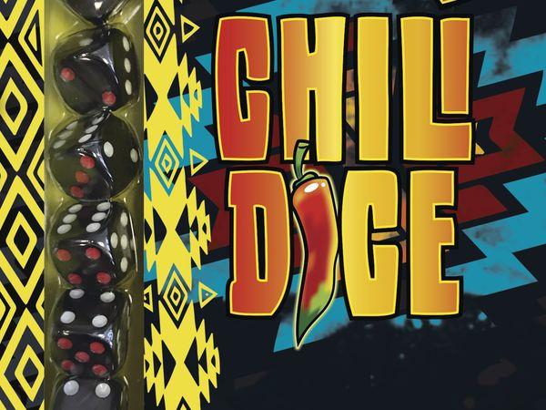 Bild zu Alle Brettspiele-Spiel Chili Dice