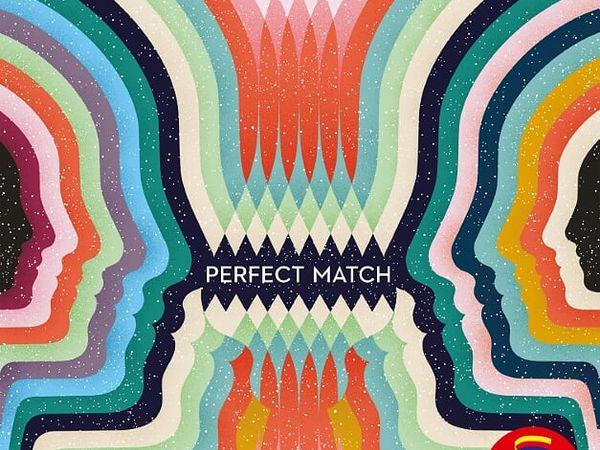 Bild zu Alle Brettspiele-Spiel Perfect Match