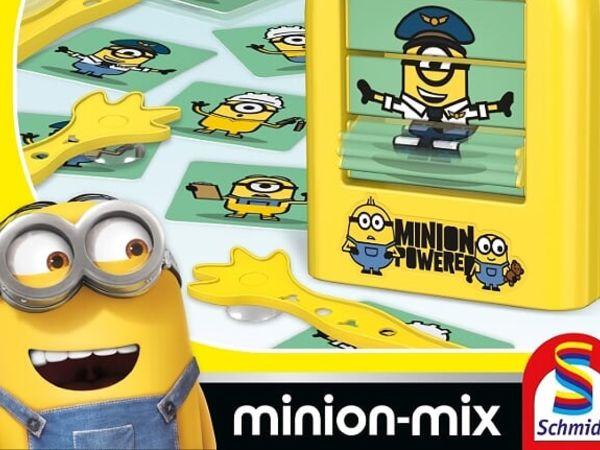 Bild zu Alle Brettspiele-Spiel Minion-Mix