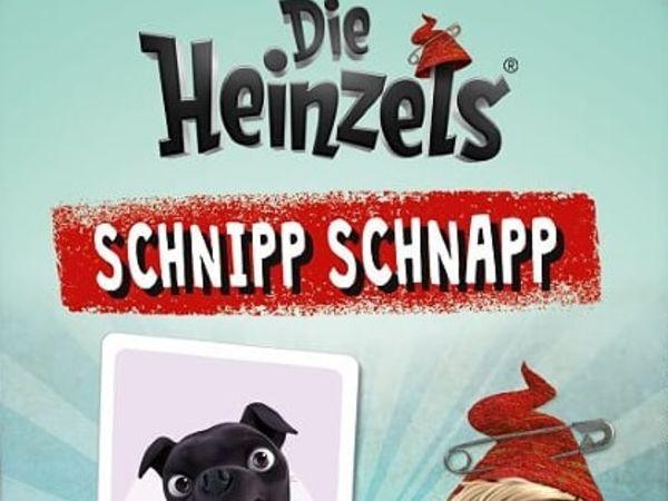 Bild zu Alle Brettspiele-Spiel Die Heinzels – Schnipp Schnapp