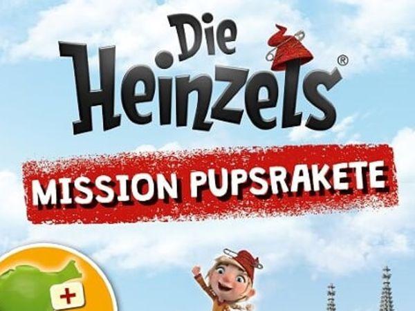 Bild zu Alle Brettspiele-Spiel Die Heinzels – Mission Pupsrakete