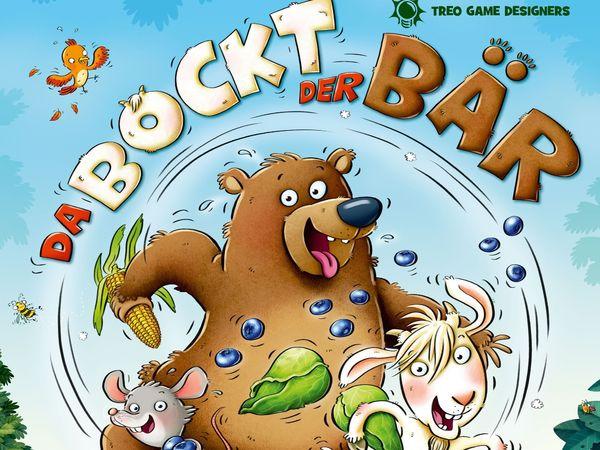 Bild zu Alle Brettspiele-Spiel Da bockt der Bär