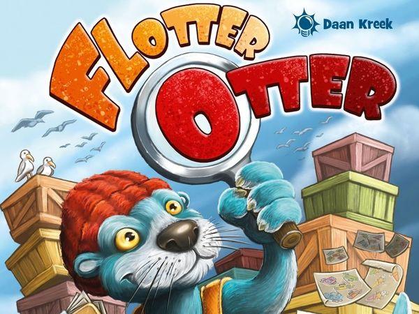 Bild zu Alle Brettspiele-Spiel Flotter Otter