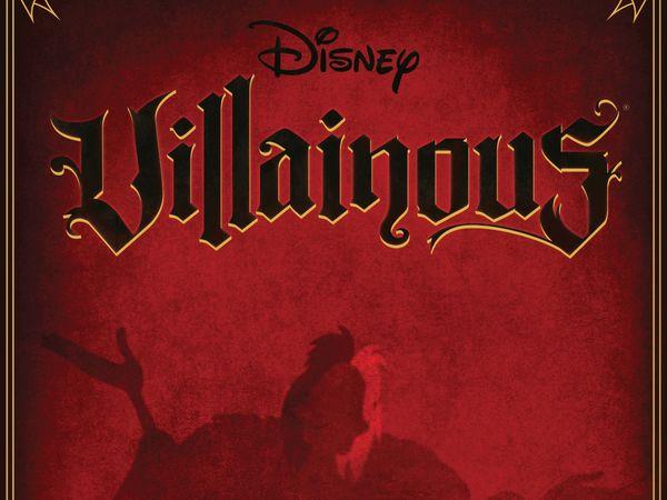 Bild zu Alle Brettspiele-Spiel Disney Villainous: Perfectly Wretched