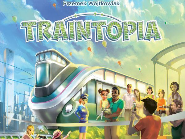 Bild zu Alle Brettspiele-Spiel Traintopia