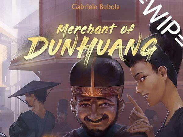 Bild zu Alle Brettspiele-Spiel Merchant of Dunhuang