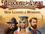 Vorschaubild zu Spiel Through the Ages: Neue Anführer und Wunder