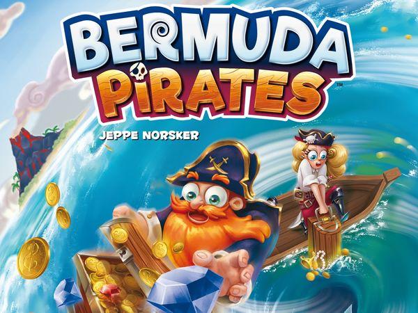 Bild zu Alle Brettspiele-Spiel Bermuda Pirates