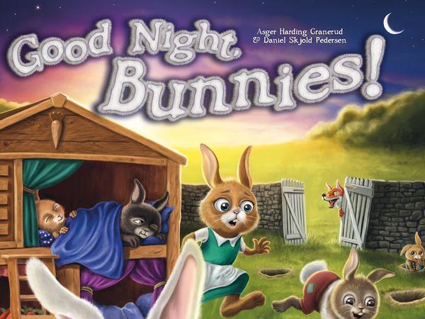 Bild zu Alle Brettspiele-Spiel Good Night, Bunnies