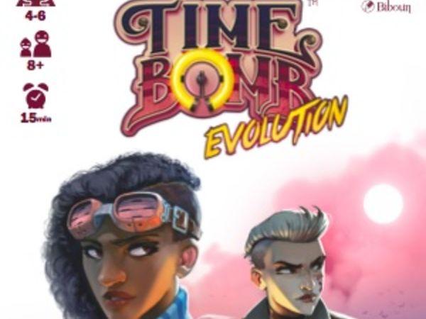 Bild zu Alle Brettspiele-Spiel Timebomb: Evolution
