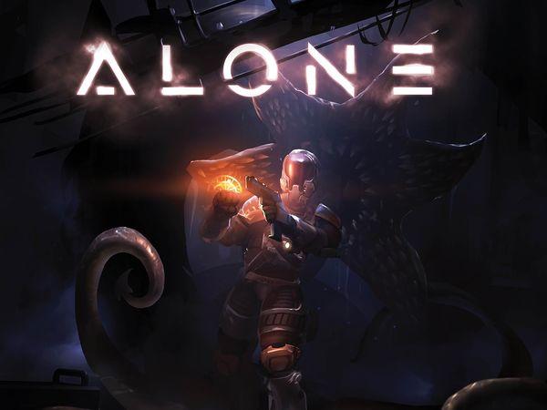 Bild zu Alle Brettspiele-Spiel Alone: Einsames Erwachen