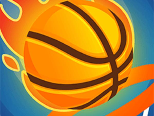 Bild zu Action-Spiel Dunk Up Basketball