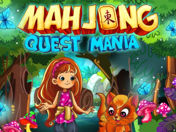 Bild zu Karten & Brett-Spiel Mahjong Quest Mania