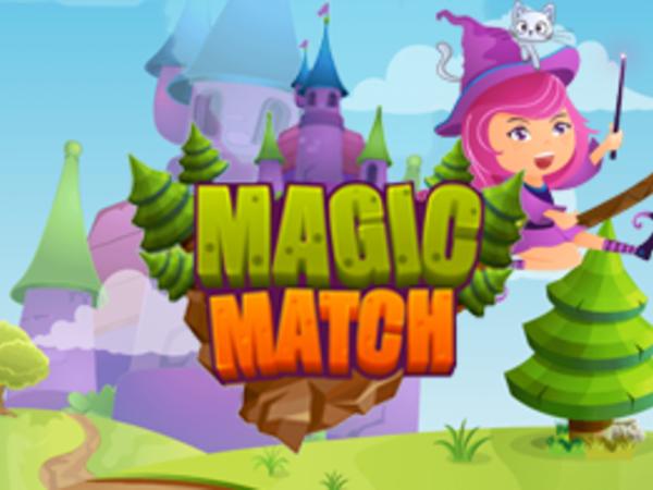 Bild zu Denken-Spiel Magic Match