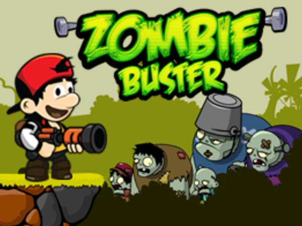 Bild zu Action-Spiel Zombie Buster