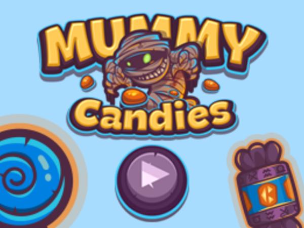 Bild zu Geschick-Spiel Mummy Candies
