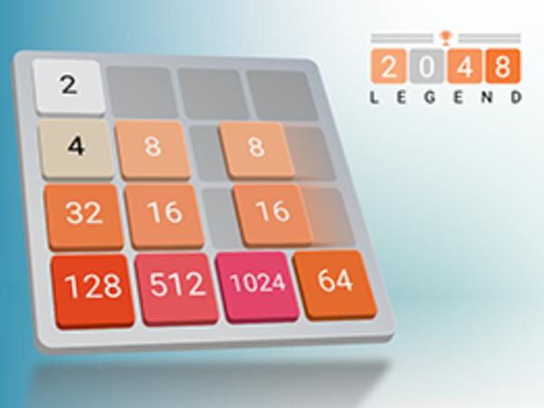 Bild zu Denken-Spiel 2048 Legend