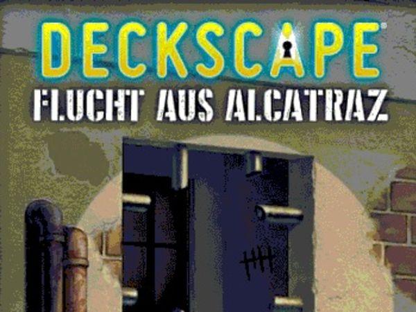Bild zu Alle Brettspiele-Spiel Deckscape: Flucht aus Alcatraz