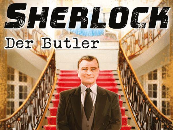 Bild zu Alle Brettspiele-Spiel Sherlock: Der Butler