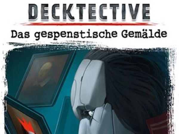 Bild zu Alle Brettspiele-Spiel Decktective: Das gespenstische Gemälde