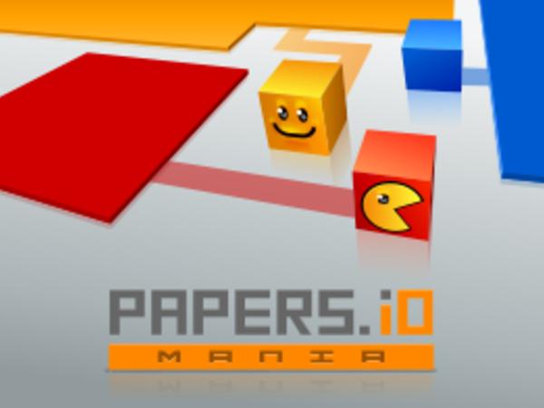 Bild zu Geschick-Spiel Paper io Mania